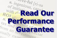 Bovo Tighe Performance Guarantee