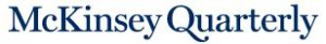 McKinsey Quarterly Human Development