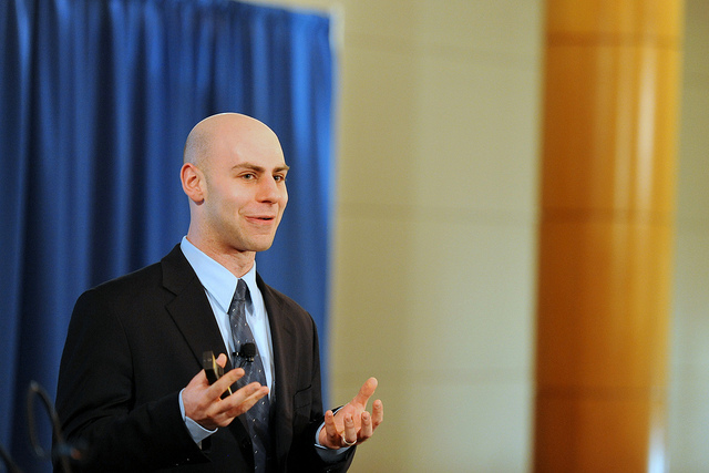 Adam Grant in Action