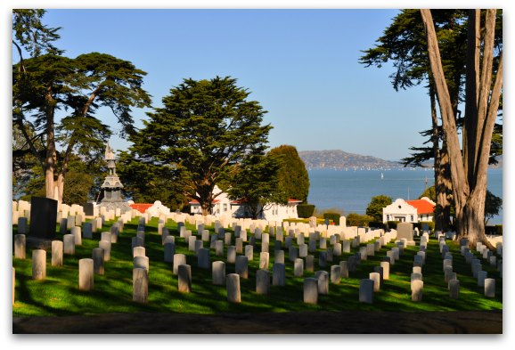 Remember those who died in service